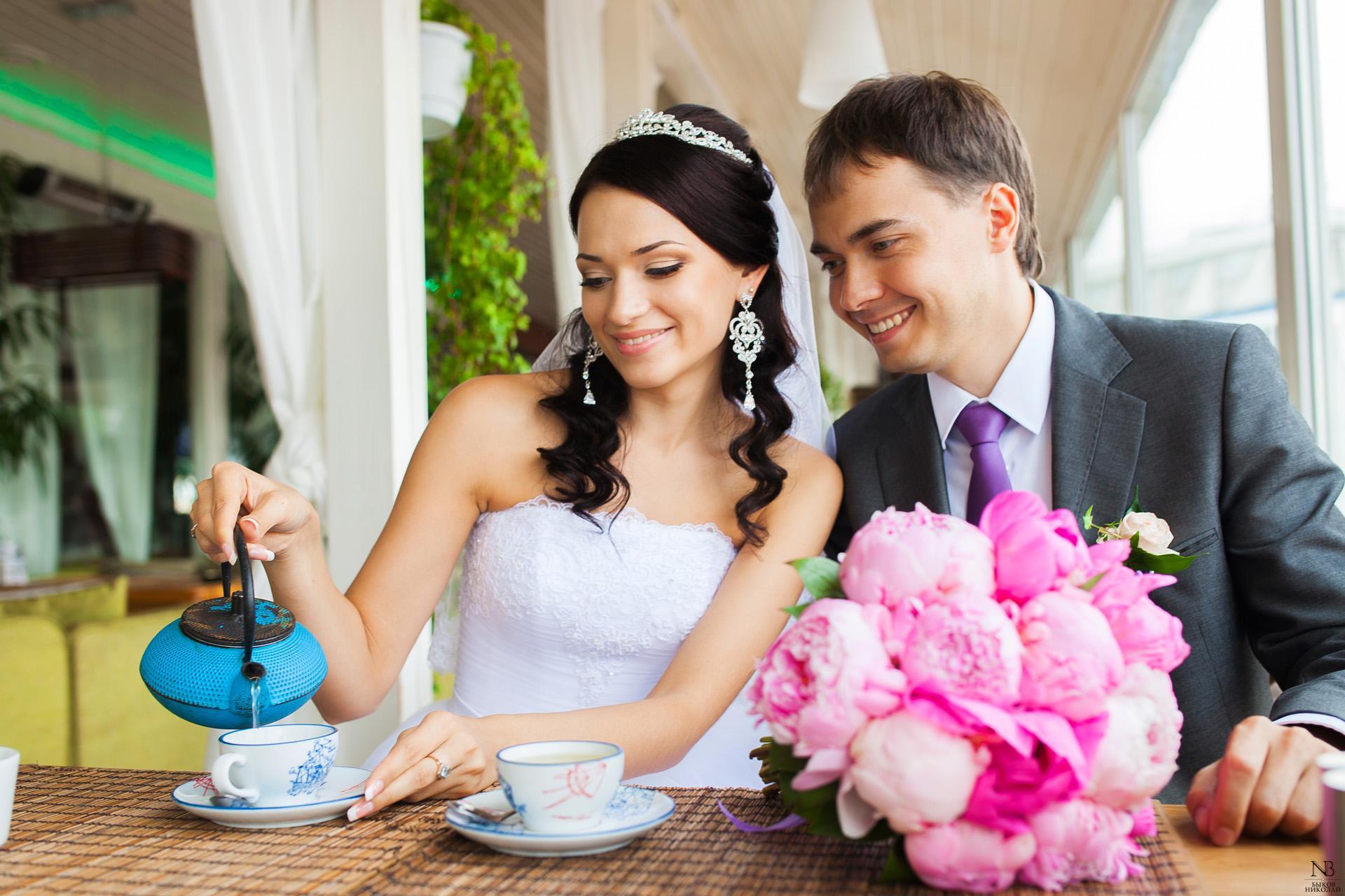 Как фотографировать жениха и невесту
